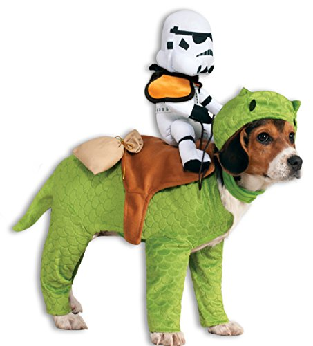 Ewok Toy (Star Wars Dewback Costume for Pets)