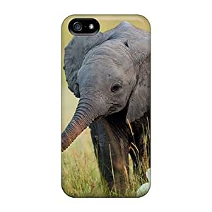 Awesome Case Cover/iphone 5/5s Defender Case Cover(beautiful Elephant)