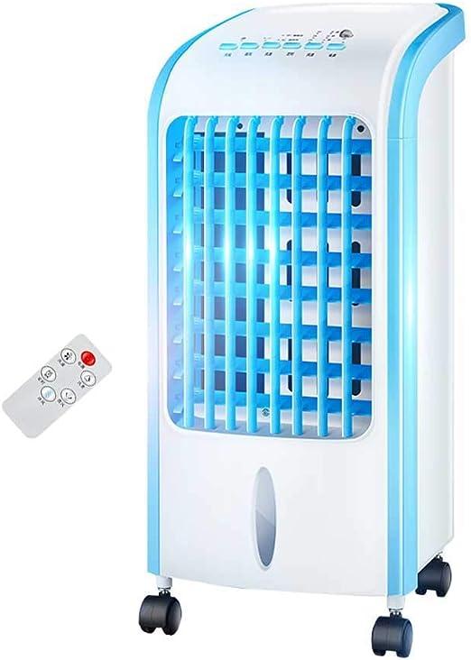 Ventiladores evaporativos móviles de la Fan del Aire Acondicionado ...