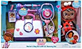 Doc Mc Stuffins Baby 10 Piece Doctor's Bag Set With Lil' Nursery Pal