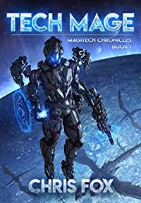 Tech Mage by Chris Fox ebook deal