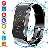 Best Fitness Trackers - Fitness Tracker HR, Activity Tracker with Pedometer Blood Review