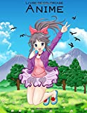 Livre de coloriage Anime 2