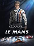 img - for Steve McQueen In Le Mans: Art Graphic Novel - Best Sports Illustrated Classic Cars Graphic Novel For Adults, Teens, Kids, and Young Readers (PART 1) book / textbook / text book