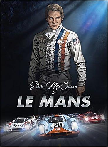 Steve McQueen In Le Mans: Art Graphic Novel - Best Sports