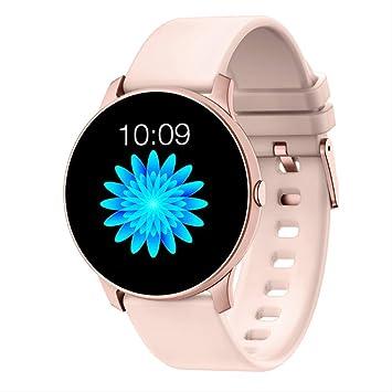 IRFKFTReloj inteligenteNew Smart Watch Women Heart Rate ...