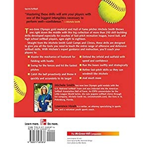 Coach's Guide to Game-Winning Softball Drills: Developing the Essential Skills in Every Player Paperback – February 28, 2008