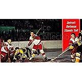 Terry Sawchuk, Bill Gadsby, Marcel Pronovost, Murray Oliver Hockey Card 1994 Parkhurst Tall Boys 64-65 #156 Terry Sawchuk, Bill Gadsby, Marcel Pronovost, Murray Oliver