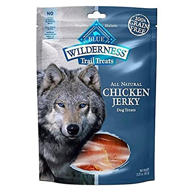 Wilderness Blue Buffalo Dog Treats