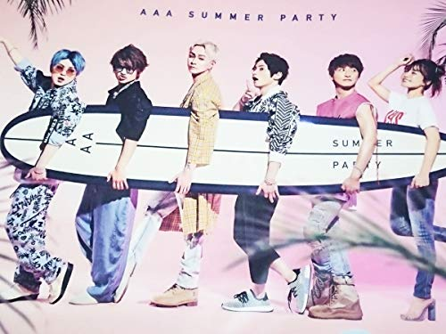 ◎AAA SUMMER PARTY 2018クリアファイルメンバー 全員 集合
