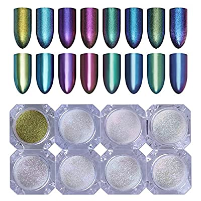 BORN PRETTY Nail Art Powder Pigment DIY Manicure
