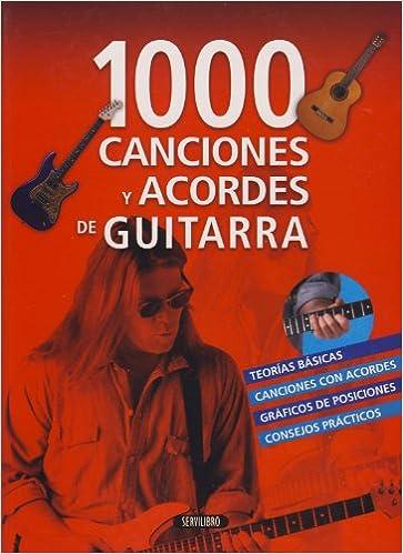 Coleccion - 1000 Canciones y Acordes para Guitarra: Olano Joseba ...