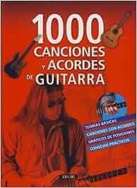 Coleccion - 1000 Canciones y Acordes para Guitarra: Amazon