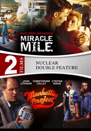 Miracle Mile / The Manhattan Project - 2 DVD Set (Amazon.com (Science Miracles Dvd)