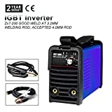 ARC Welder - IGBT 110V MMA ARC Welding Machine - Tosense ZX7-200 Exclusive 110V 200A DC Inverter Portable Stick Welding Equipment For 3.2-4.0MM Rod