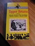 Topper Returns [VHS]