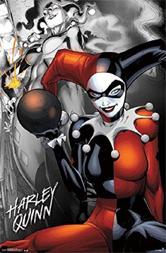 Harley Quinn Poster - Harley Quinn Costumes