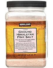 Kirkland Signature Ground Himalayan Pink Salt, 5 pounds