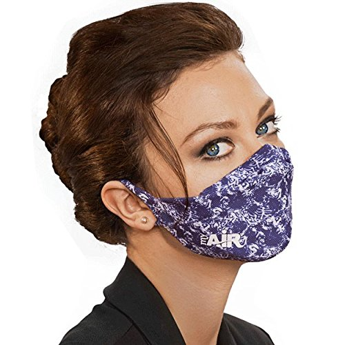 MyAir Face Mask, Starter Kit in Purple Peeps - Made in USA by MyAir