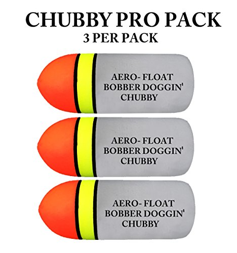 ggin' Chubby Pro Pack (3 Floats Per Pack) ()