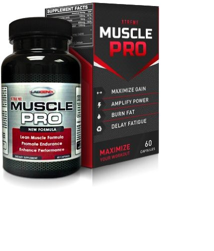 Muscle Building Professional - xTreme Muscle Pro - Professional Grade Stacked Muscle Building Supplement with proprietary formula of Creatine Ethyl Ester, L-Arginine, and Beta-Alenine