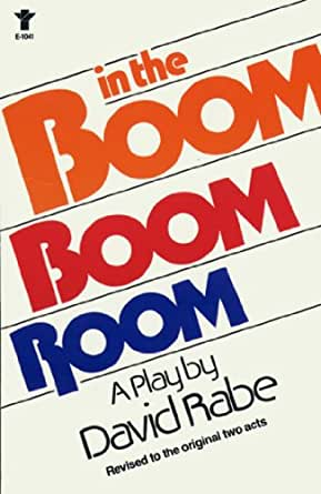 In the Boom Boom Room - Kindle edition by David Rabe. Literature