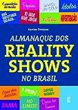 capa de Almanaque dos Reality Shows do Brasil