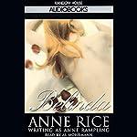 Belinda | Anne Rice writing as Anne Rampling
