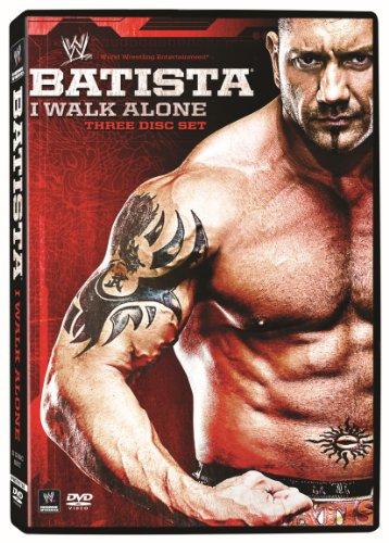 WWE: Batista: I Walk Alone (Wwe Wrestling Batista)