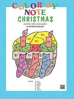 Color by Note Christmas (0769239021)   Amazon price tracker / tracking, Amazon price history charts, Amazon price watches, Amazon price drop alerts