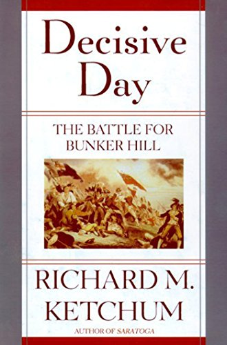 Decisive Day Battle Bunker Hill ebook product image
