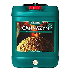 Canna Cannazym 20 Liter Hydroponic Nutrient Additive Enzyme Additive 20L