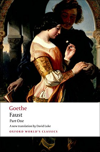 Faust Part One (Oxford World's Classics)
