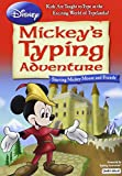 Software : Disney: Mickey's Typing Adventure