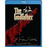 La Colección El Padrino (La Restauración Coppola) [Blu-ray]