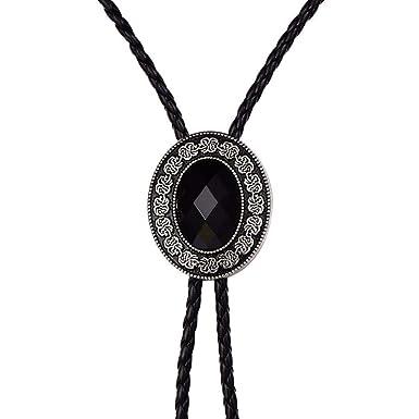 Huojingli - Corbata de aleación para hombre, diseño de Texas Bolo ...