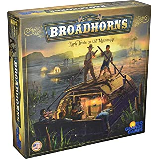 Rio Grande Games Broadhorns