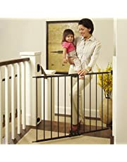 Northstates Easy Swing & Lock Gate, color Bronce