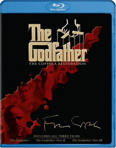 Blu-ray : The Godfather Collection (The Coppola Restoration) (Restored, Gift Set, Widescreen, , Dubbed)