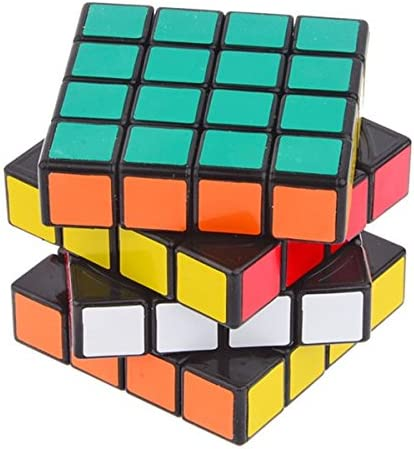 Black V3 4X4X4 62Mm Magic Cube Puzzle Speed Cube Educational Toys 2 Colors For ChildrenS Learning Gift