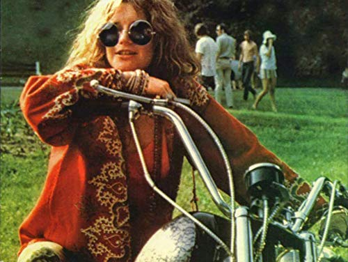 Janis Joplin Iron On Transfer for T-Shirts & Other Light Color Fabrics #4