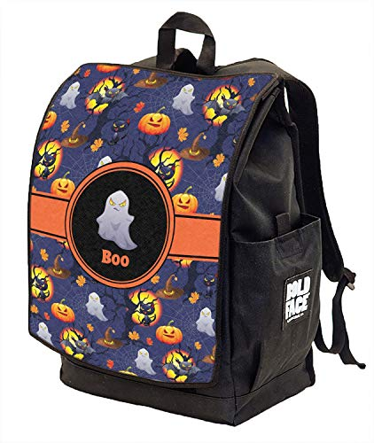 Halloween Night Backpack w/Front Flap