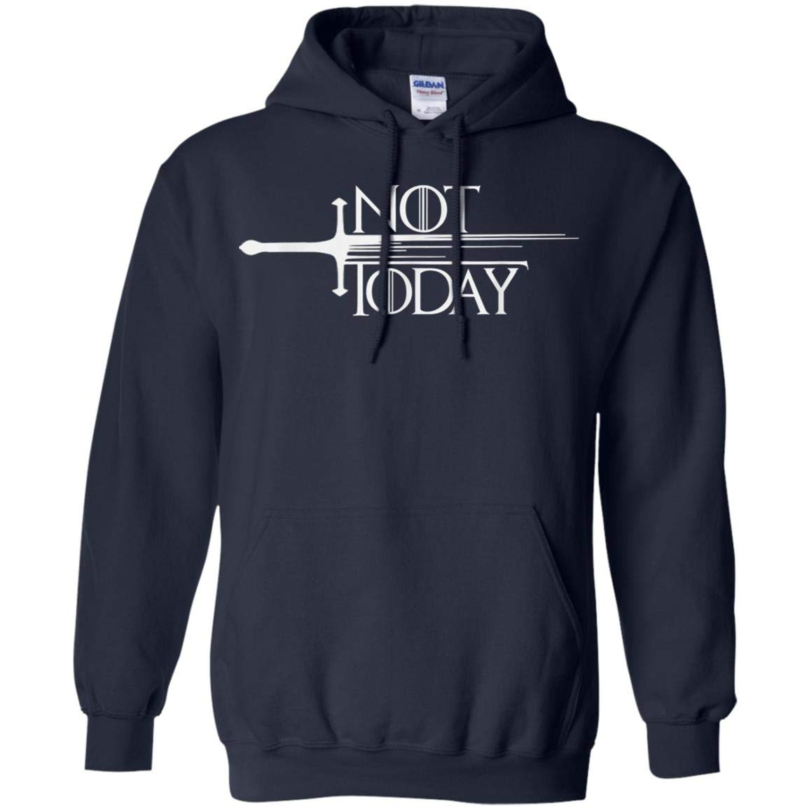 Not Today T Shirt Sword Tees For Tshirt
