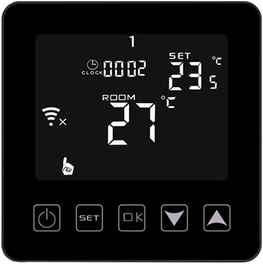 JesseBro76 HY03WW-4 WiFi Casa Calefacción Gas Combi Caldera ...