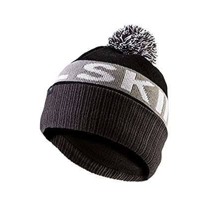 589c79888ea Amazon.com  SEALSKINZ Water Repellent - Cold Weather Bobble Hat ...