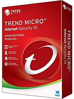 Trend Micro Internet Security 10 (3-Users)Twister Parent