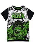 Marvel Boys The Incredible Hulk T-Shirt Size 4