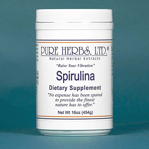 Spirulina - Bulk Powder by Pure Herbs