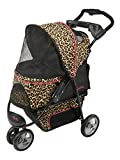 Gen7Pets Promenade Lightweight Compact Pet Stroller for Dogs and Cats up to 50lbs Review
