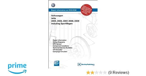 Volkswagen jetta 2005 2006 2007 2008 2009 repair manual on dvd volkswagen jetta 2005 2006 2007 2008 2009 repair manual on dvd rom windows 2000xp volkswagen of america 9780837613604 amazon books fandeluxe Image collections